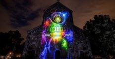 OBRAZEM: Poslední šance vidět projekce v rámci Signal festivalu. Nejvíce zaujal kostel