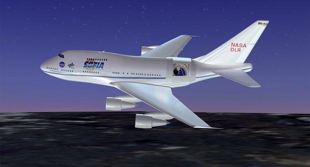 Létající astronomové: Observatoř v Boeingu