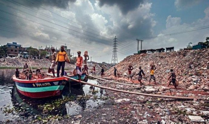 Obživa v Bangladéši