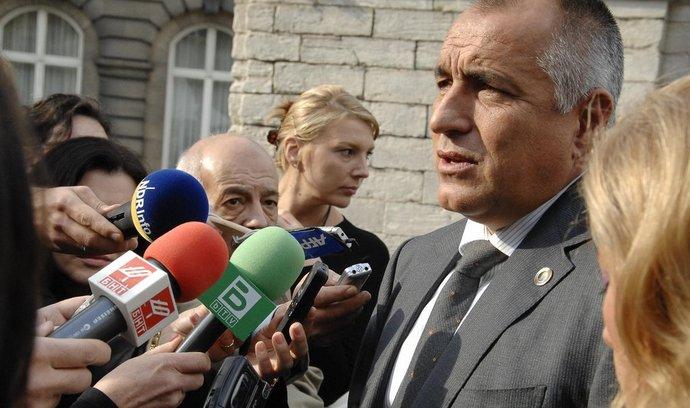 Středopravé uskupení Občané za evropský rozvoj Bulharska (GERB) expremiéra Bojka Borisova chce sestavit menšinovou vládu