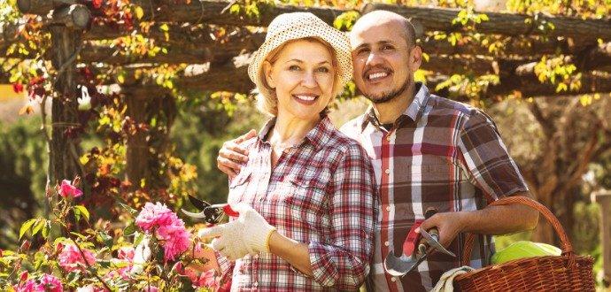 Čo si obliecť do záhrady a do dielne, aby sa vám nič nestalo?