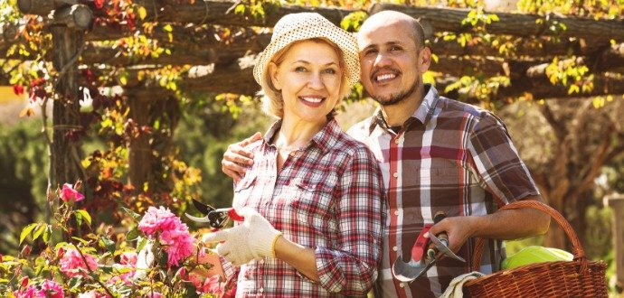 Co si obléct na zahradu a do dílny, aby se vám nic nestalo?
