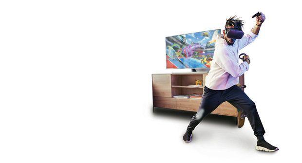 Virtuální realita pro všechny: Oculus Quest jsou nejlepší brýle pro hráče
