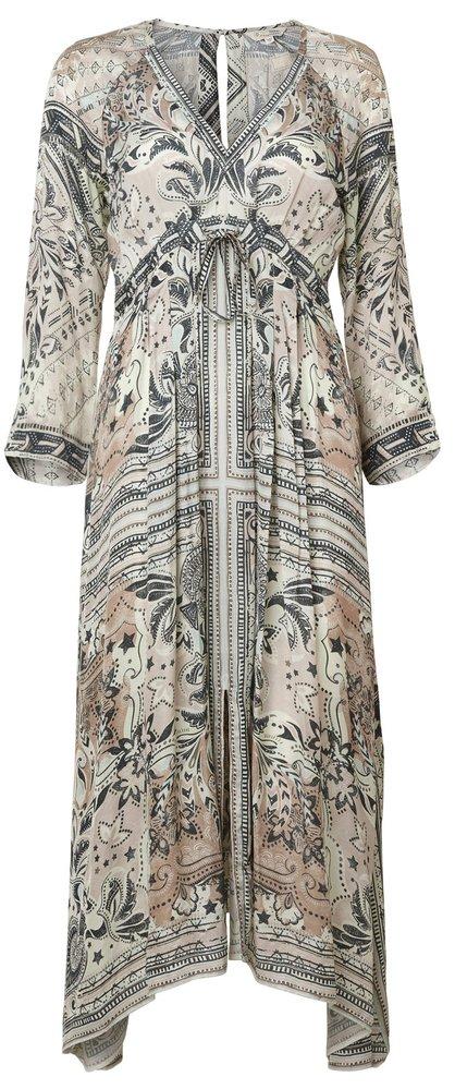 Příjemné šaty z přírodního materiálu, cena 11399 Kč