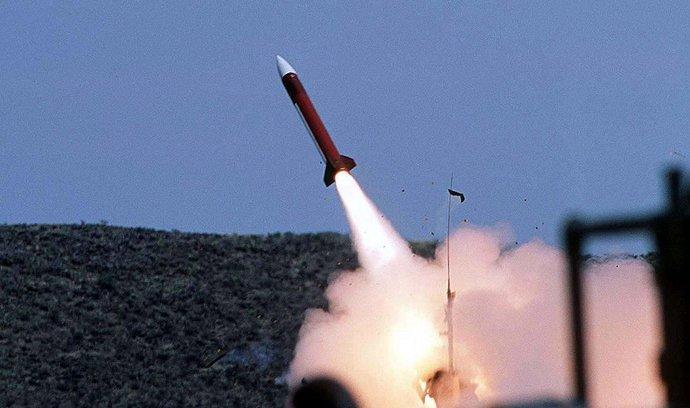 Odpal americké rakety Patriot
