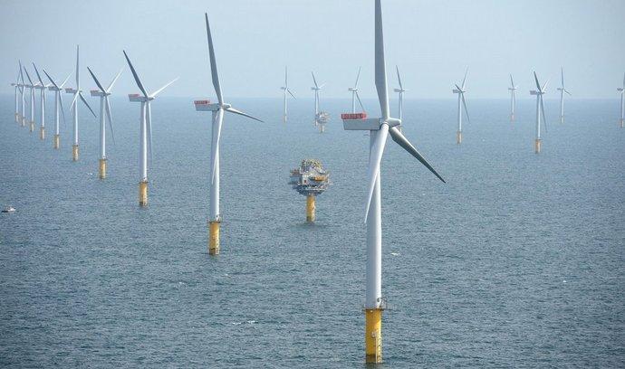 offshore větrná farma