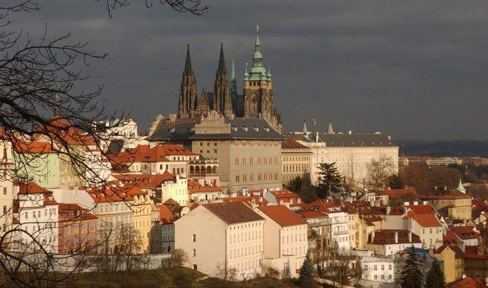 Oficiální sídlo českého prezidenta