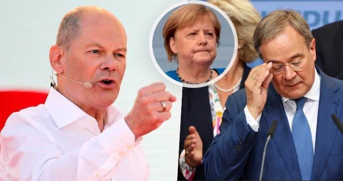 ONLINE Německé volby: Propad CDU. A Scholz chce vládnout se Zelenými a liberály