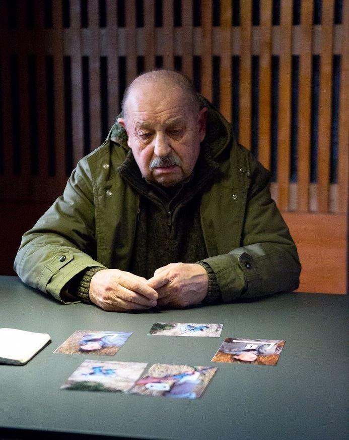Oldřich Vlach v seriálu Rapl