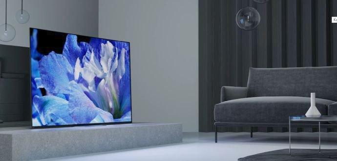 Vítejte v budoucnosti: nová OLED TV hraje přímo z obrazovky