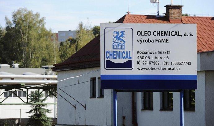 Oleo Chemical (ilustrační foto)