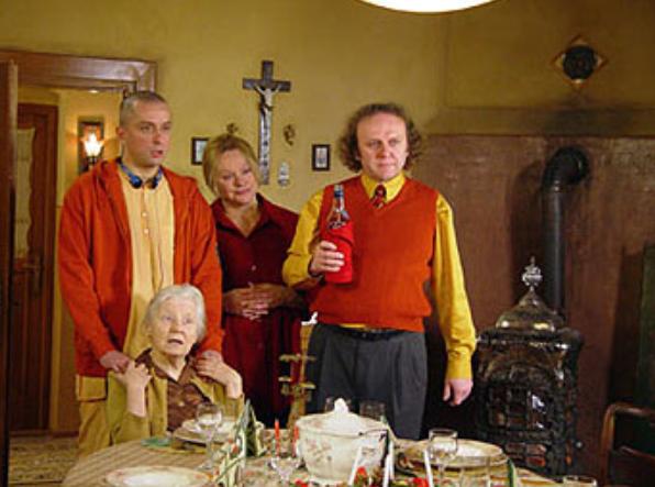 Olga Schmidtová ve filmu Doblba