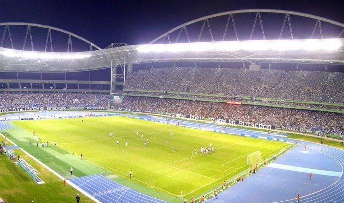 Olympijský stadion v Riu