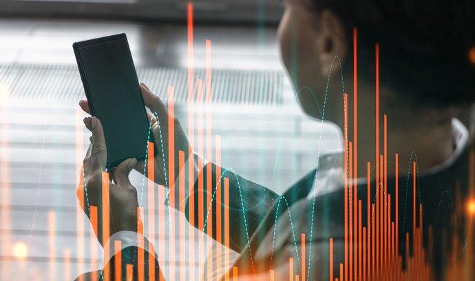 on-line investice, ilustrační foto