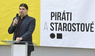 Stát musí stvořit aplikace, které budou lidé chtít používat, říká poslanec Pirátů Ondřej Profant