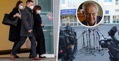 """ONLINE: Jak je Zemanovi? Nemocnice zareagovala na dotaz na zdraví. Ovčáček řeší """"ohavnost"""""""