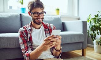 Nakupujete online? S mBank si údaje o kartě zobrazíte pohodlně v appce!