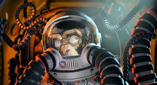 Astronautem už může být kdejaký opičák!