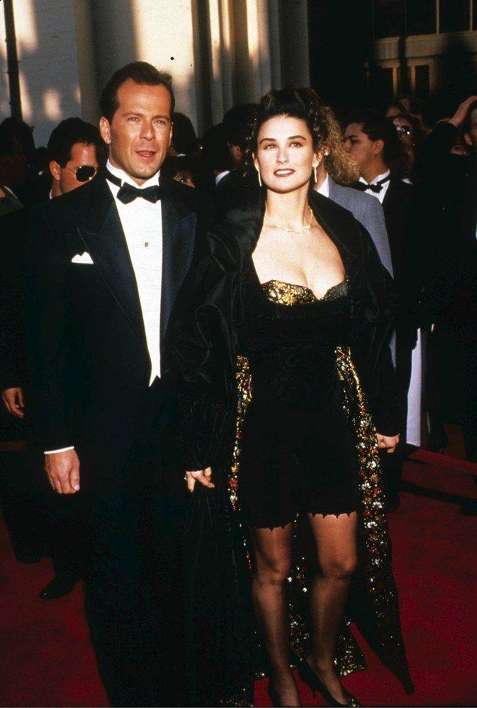 Demi Moore – DIY model, 1989