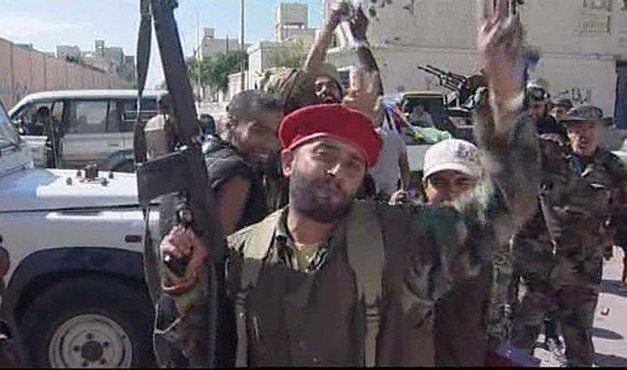 Libyjské milice v Syrtě
