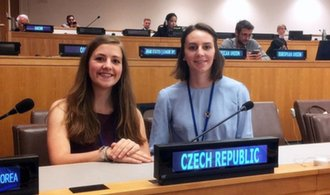 PODCAST s mladými delegátkami do OSN