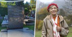 Ostudně zapomenutá Luba Skořepová (†93): 5 let po smrti hrob beze jména, květin i urny?!