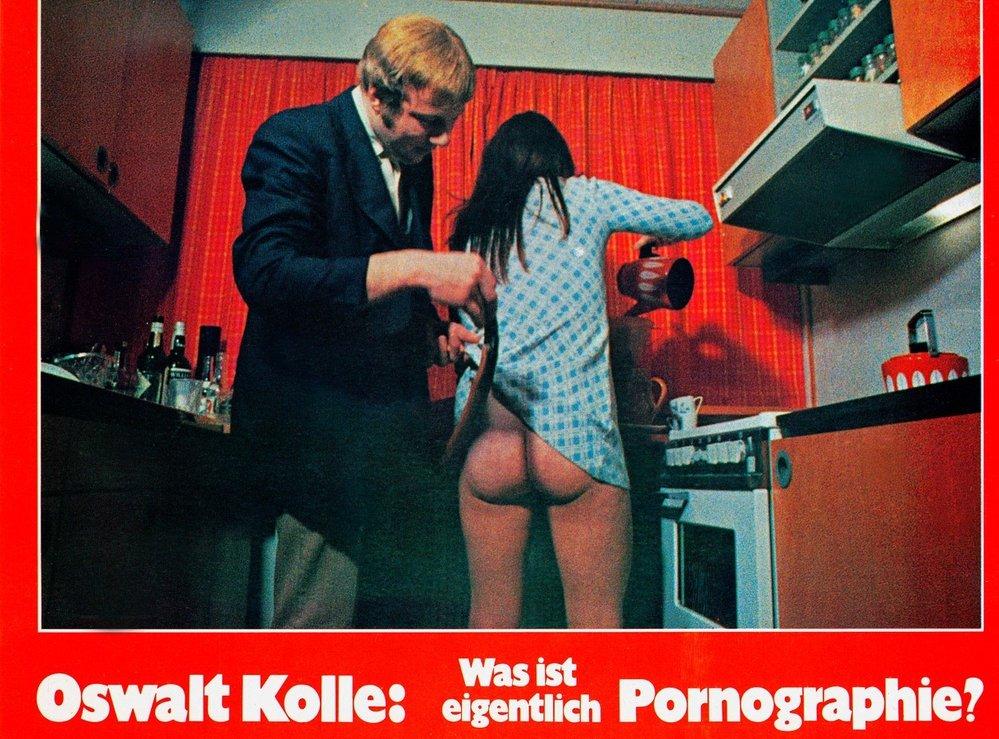 Nahota v německých erotických filmech byla ve světě velmi oblíbená.