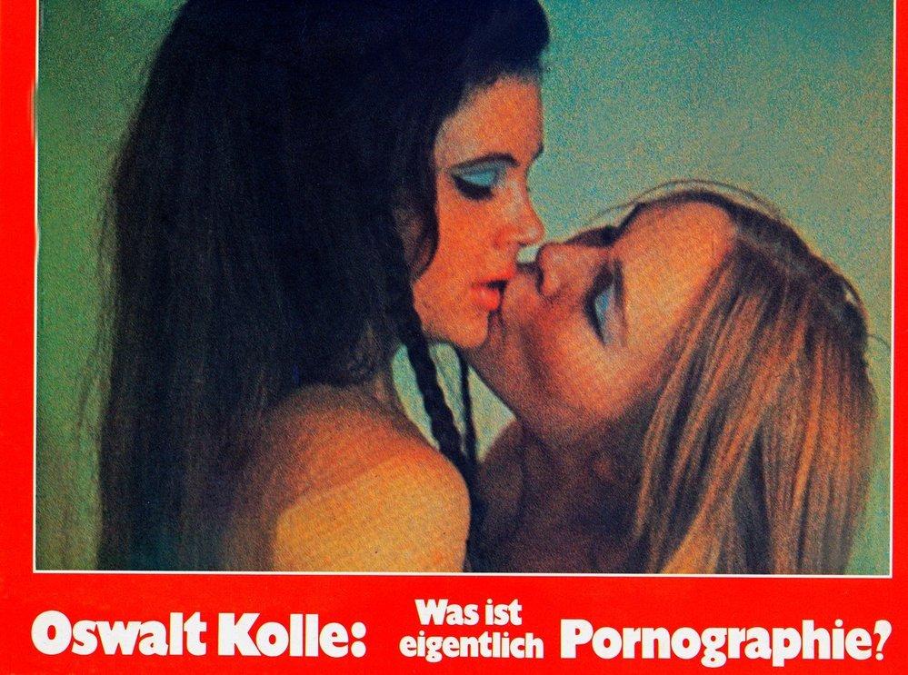 Žena se ženou v Kolleho filmech nebylo nic zvláštního.