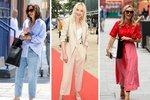Outfity podle celebrit: Tyhle ženy nás baví! Inspirujte se