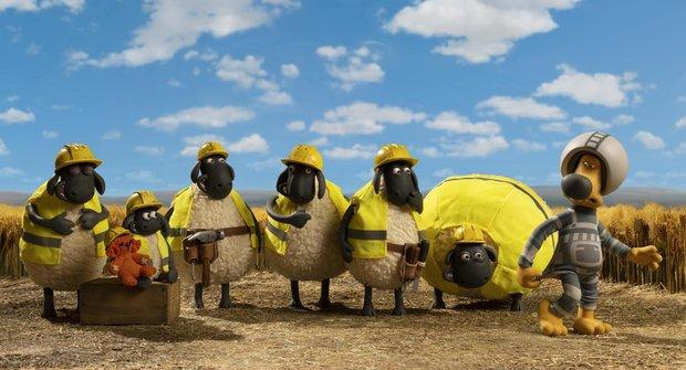 Výherci soutěže o ceny k Ovečka Shaun ve filmu: Farmageddon