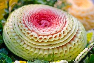 Leknín, motýl nebo sova: Neuvěřitelné dekorace z ovoce a zeleniny, které můžete i sníst!