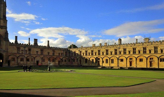 Univerzita v Oxfordu