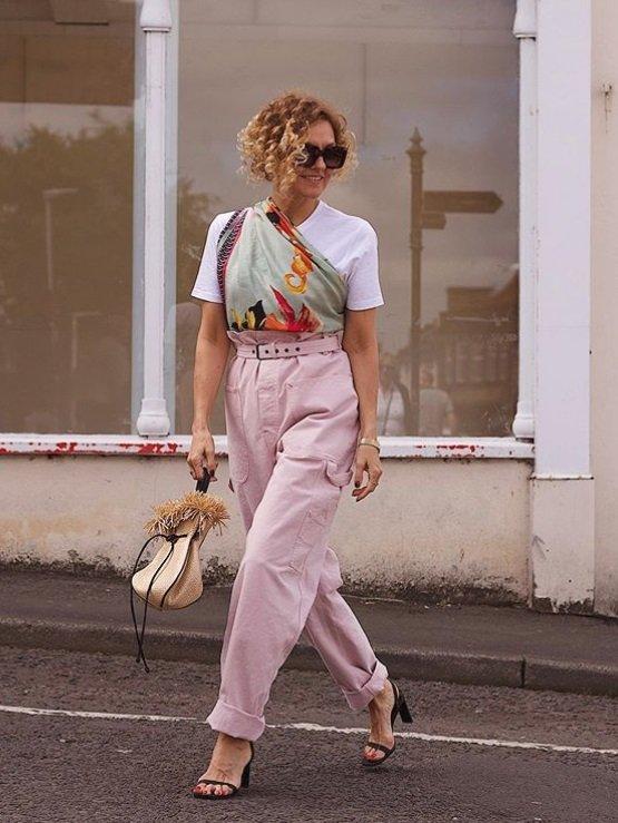 Ani stylové kalhoty s vysokým pasem pro vás rozhodně nemusí být tabu