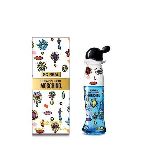 Parfémová voda Cheap Chic So Real, Moschino, prodává: fann.cz, 1079 Kč/30 ml