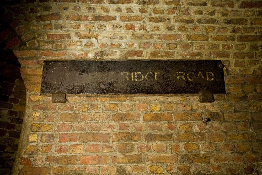 Londýnské podzemí