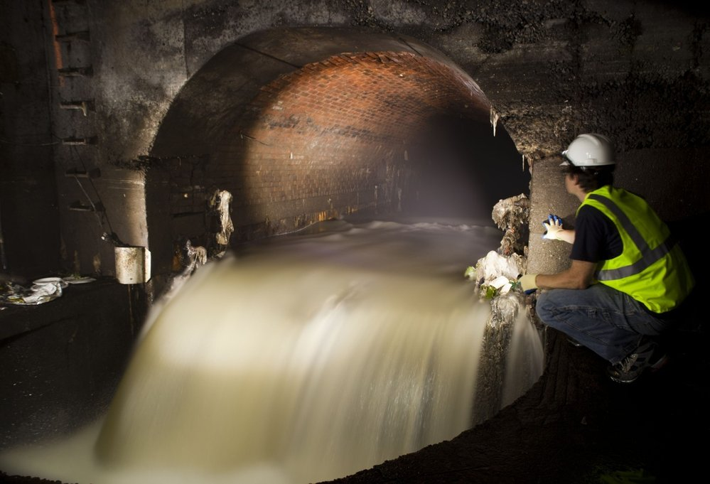 Vodopád pod Brooklynem