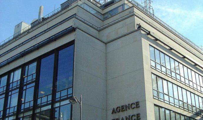 Pařížské sídlo agentury AFP
