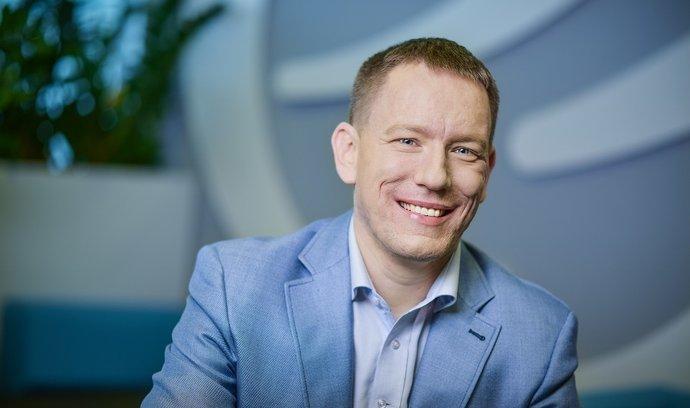 Petr Borkovec, šéf společnosti Partners.