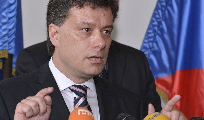 Pavel Blažek, ministr spravedlnosti