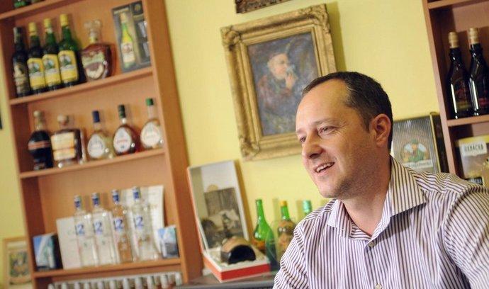 Pavel Kadlec, generální ředitel Granette & Starorežná Distilleries