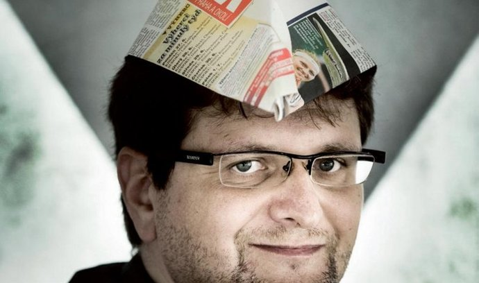 Pavel Šafr: Dělení bulvární a nebulvární nemá smysl