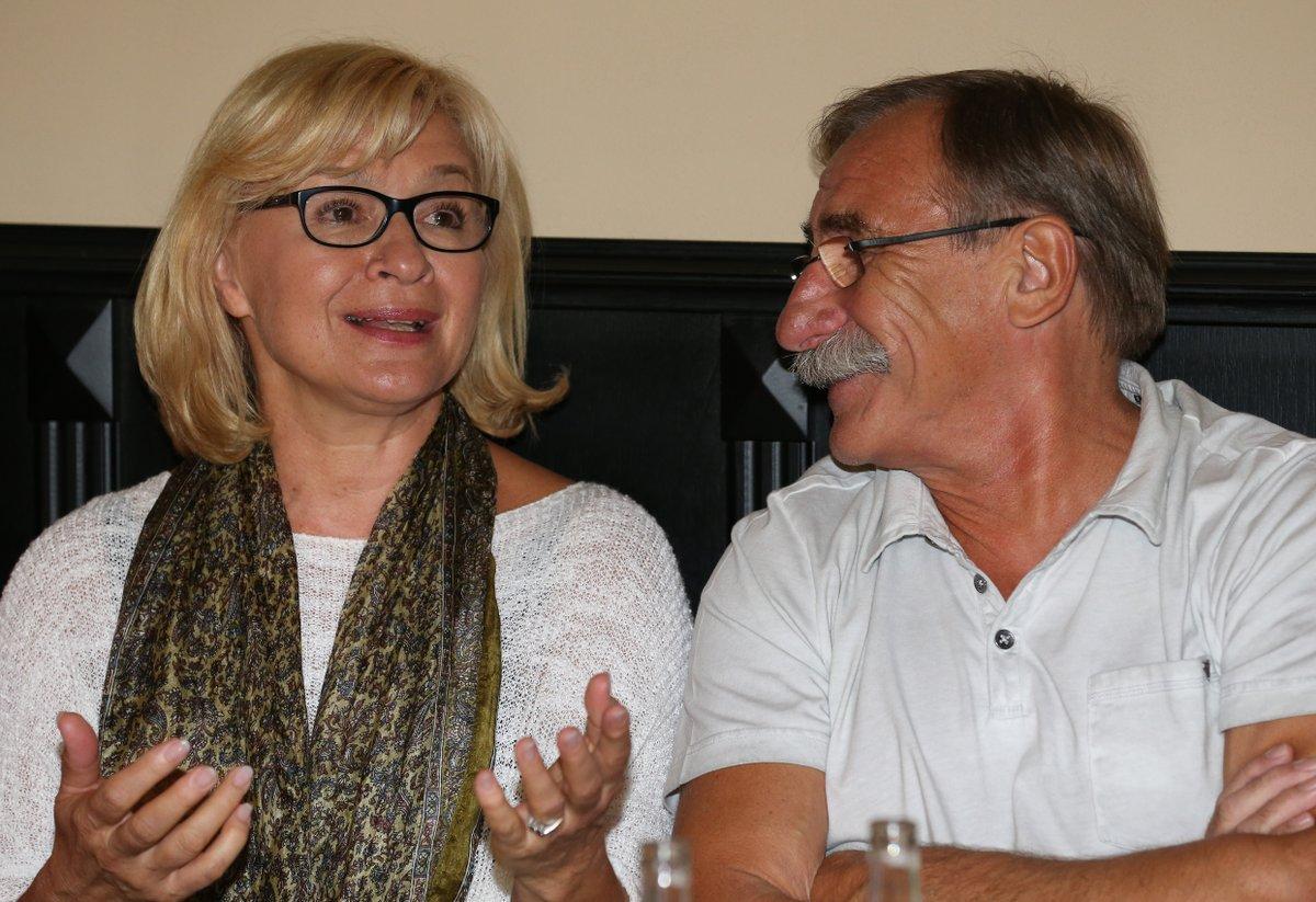 Pavel Zedníček a Jana Paulová