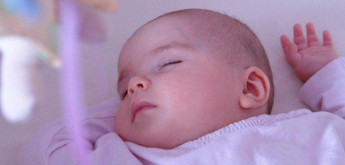 Braňte své miminko před syndromem náhlého úmrtí