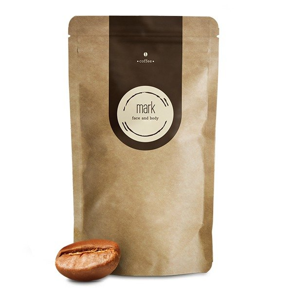 Peeling Mark Scrub Coffee, Mark Scrub, vemzu.cz, 460 Kč/200 g
