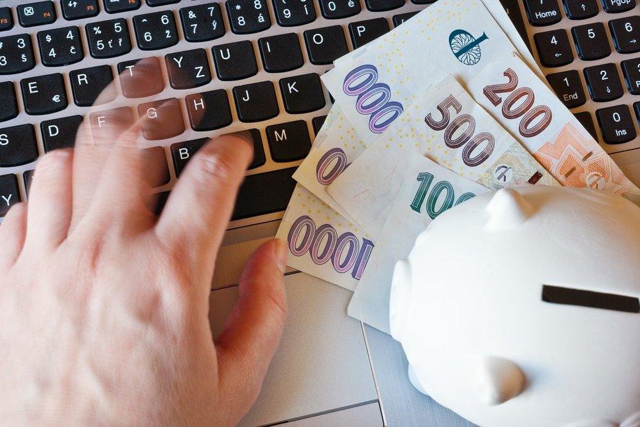 Co dělat, pokud pošlete peníze na cizí účet?