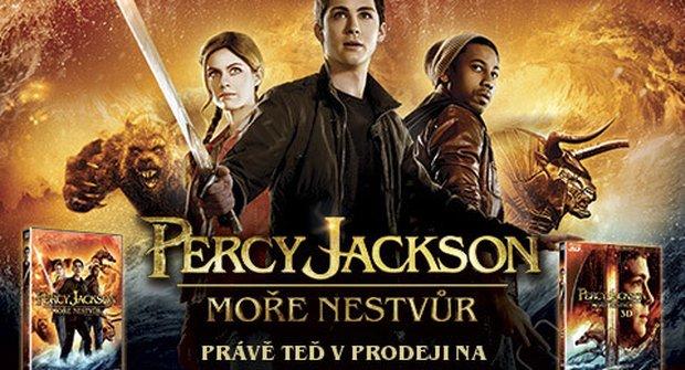 Rozhovor s Loganem Lermanem: O Percym Jacksonovi jsem nečetl
