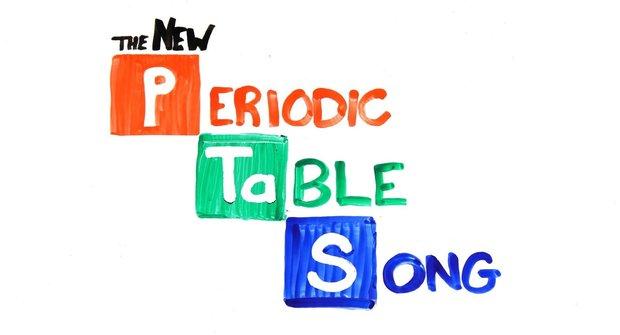 Písnička pro nerdy opěvuje chemické prvky