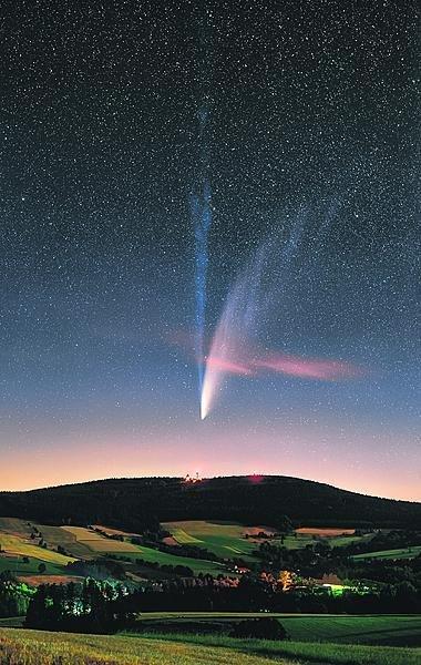 2020: S kometou zabodoval i v loňském roce.