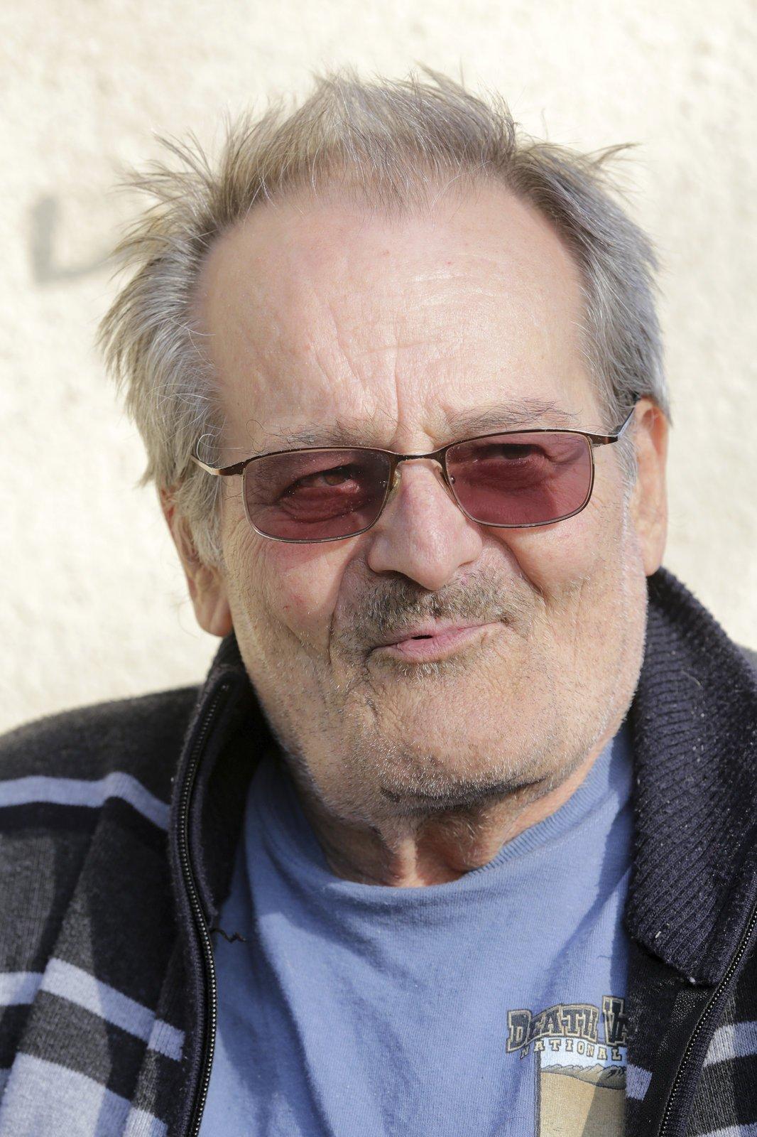 Jiří Janda ochrnul na nohy a před dvěma lety prodělal mrtvičku.