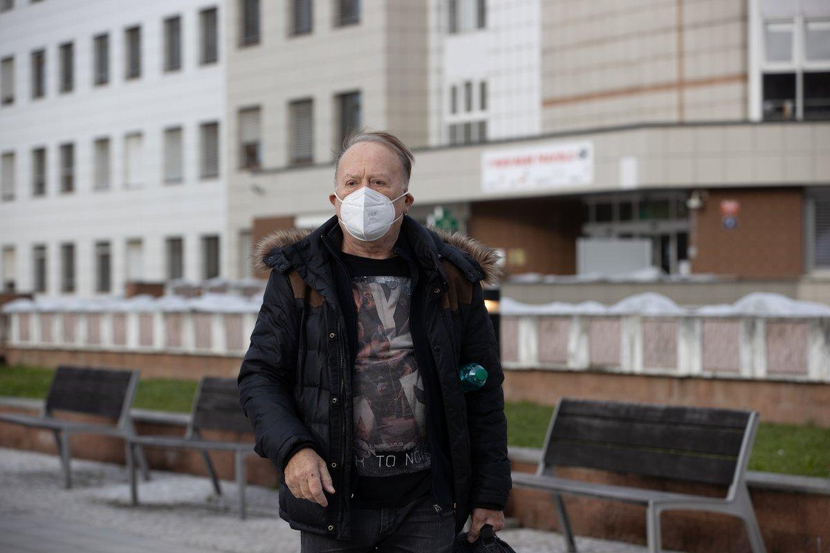 Petr Janda odchází z IKEMu po operaci srdce
